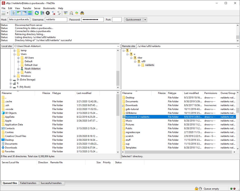 Filezilla Scp Server